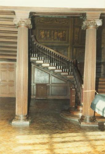 Holbein Hall Staircase